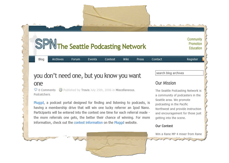 Seattle Podcasting Network